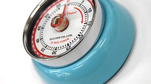 DULTON ダルトン                         COLOR KITCHEN TIMER WITH MAGNET